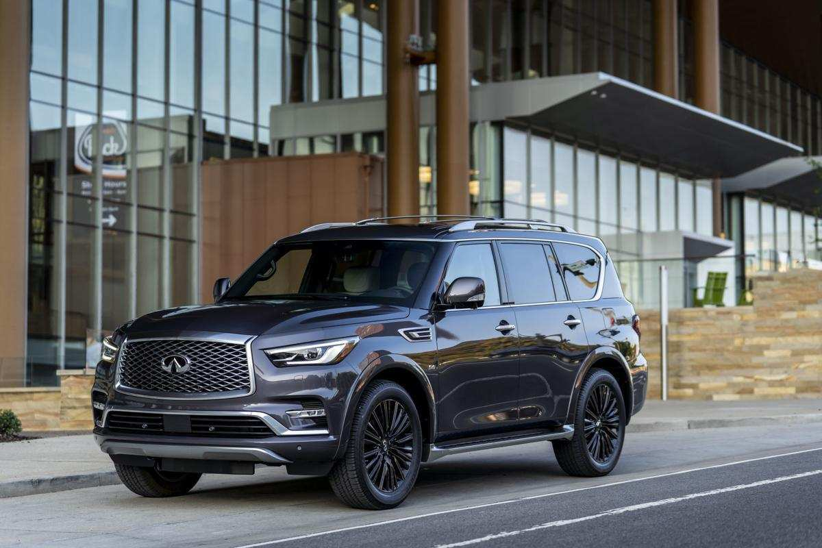 17 Best 2019 Infiniti QX80 Price And Release Date