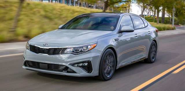 17 Best 2019 Kia Optima Specs Redesign