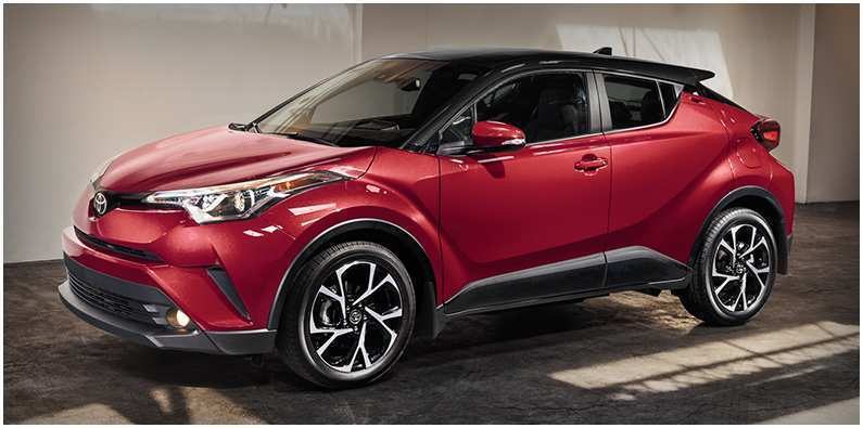 17 Best 2019 Toyota C Hr Compact Reviews