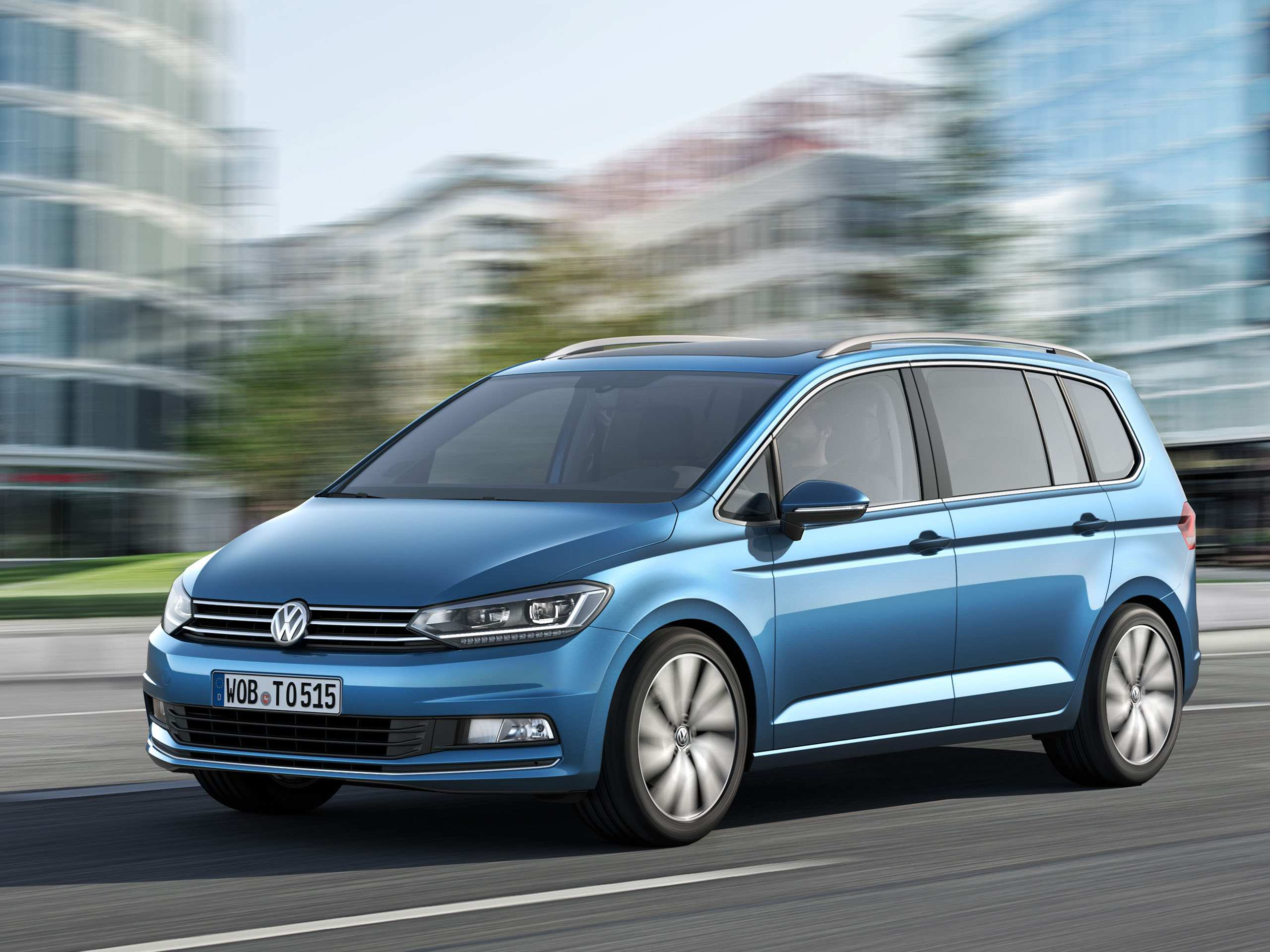 17 Best 2019 VW Touran Exterior