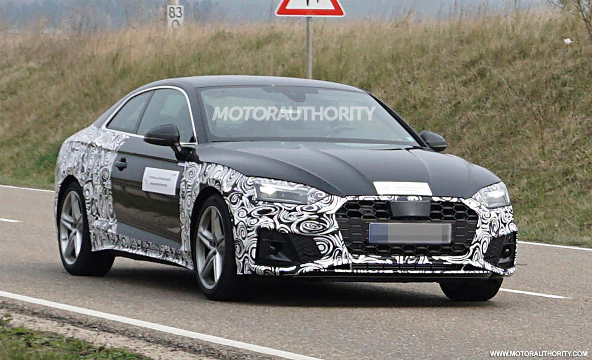 17 Best 2020 Audi A5 Coupe Spy Shoot