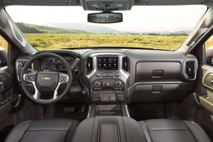 17 Best 2020 Chevy Silverado 1500 Specs And Review
