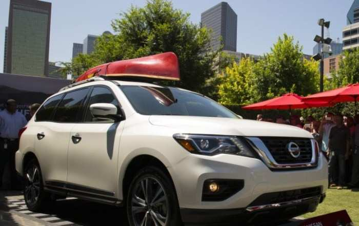 17 Best 2020 Nissan Pathfinder Specs And Review
