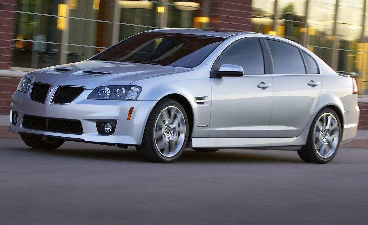 17 Best 2020 Pontiac G8 Gt Specs And Review