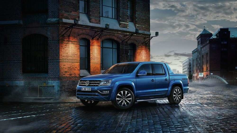 17 Best 2020 VW Amarok New Model And Performance