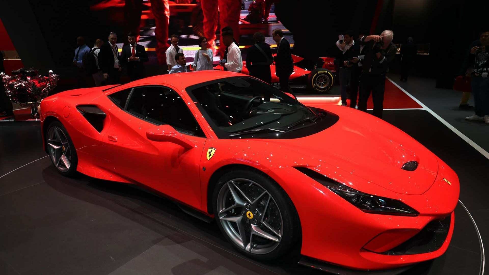17 Best Ferrari 2020 F8 Tributo Release Date And Concept