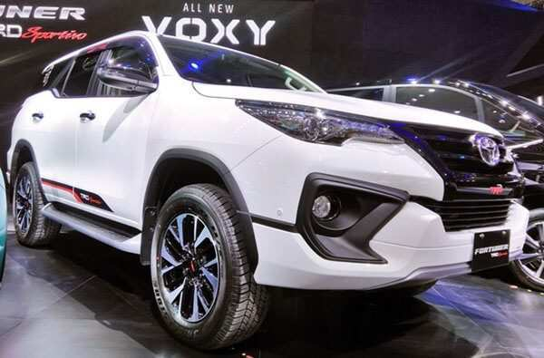 17 Best Fortuner Toyota 2019 Engine