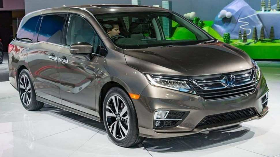 17 Best Honda Odyssey 2020 Redesign Performance And New Engine