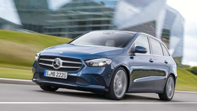 17 Best Mercedes 2019 B Class New Review