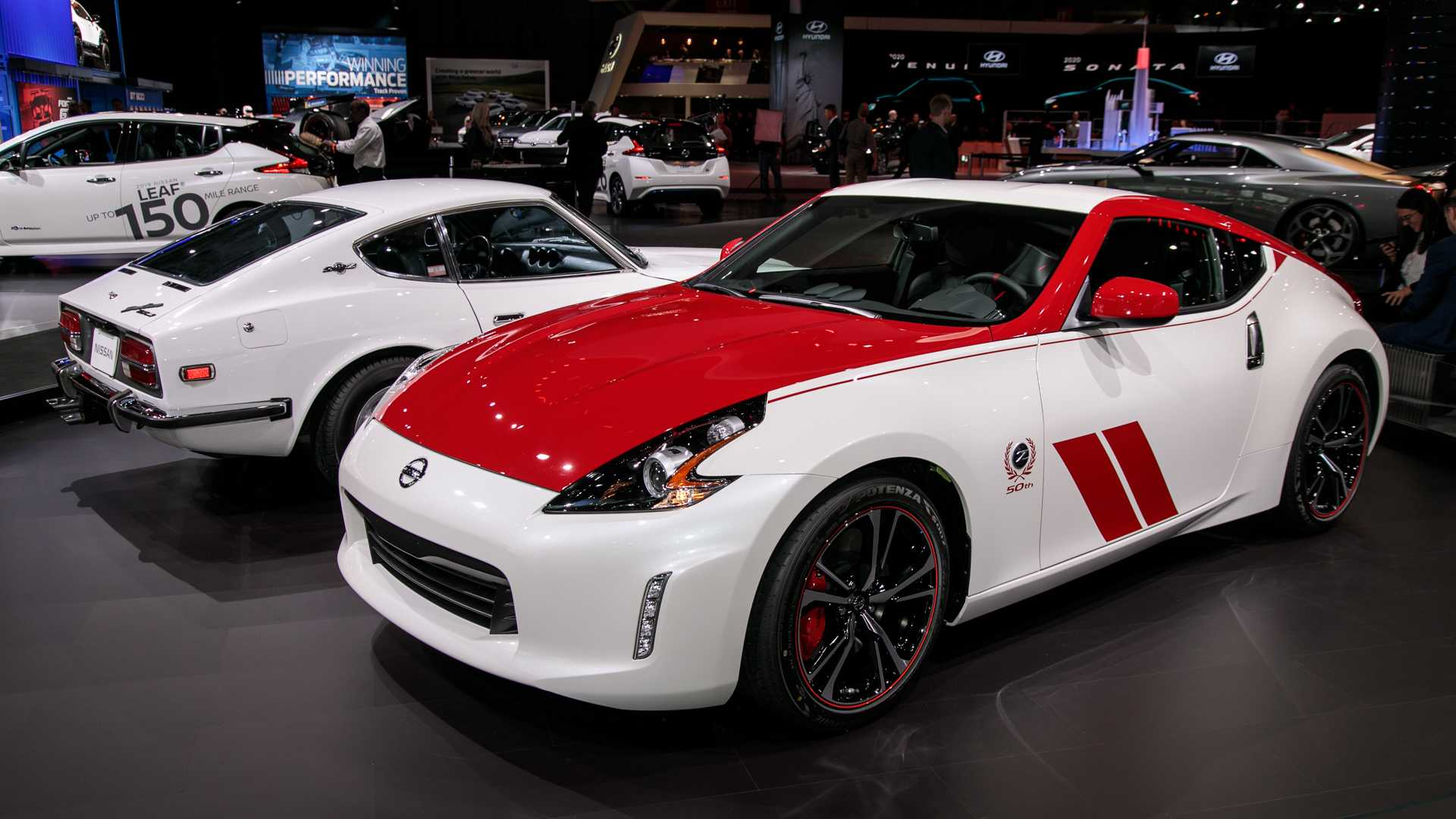 17 Best Nissan Z Series 2020 Spesification