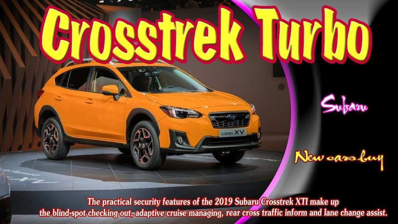 17 Best Subaru Xv Turbo 2019 Release Date And Concept