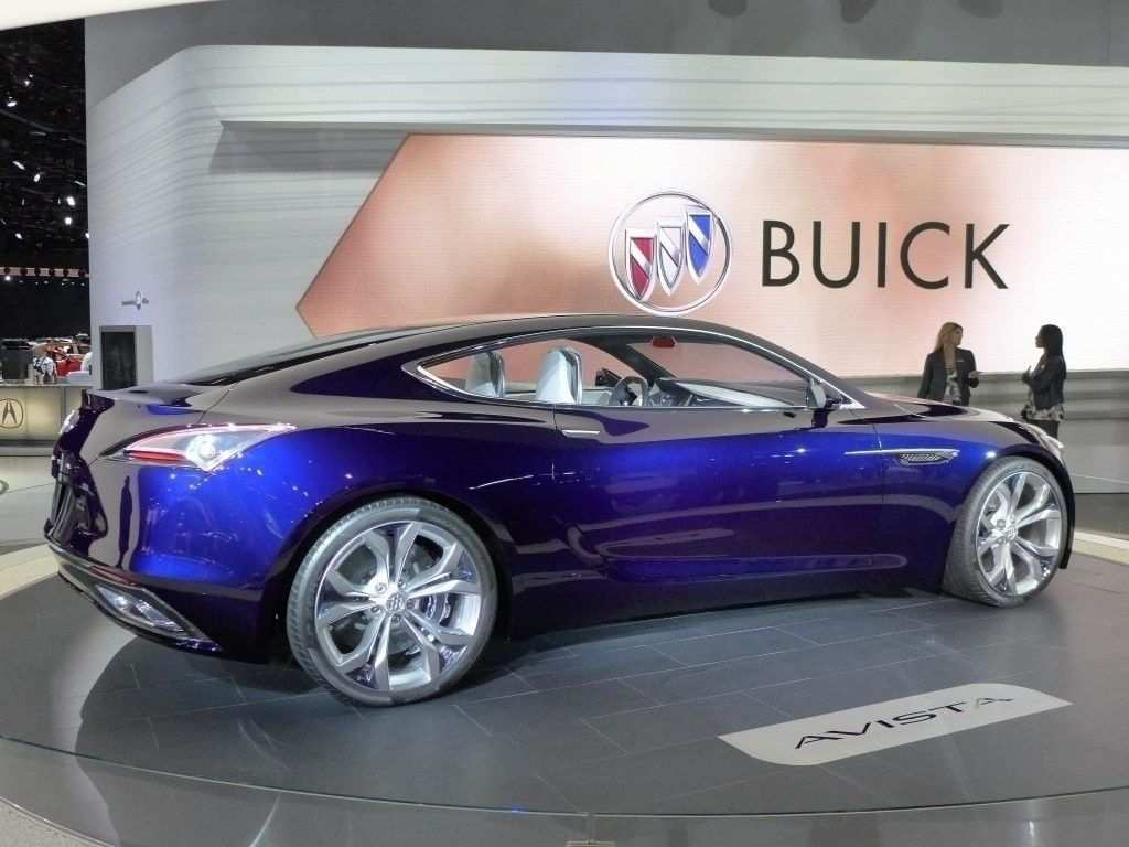 17 New 2019 Buick Grand National Price And Review