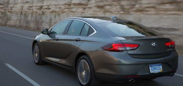 17 New 2019 Buick Verano Redesign And Concept