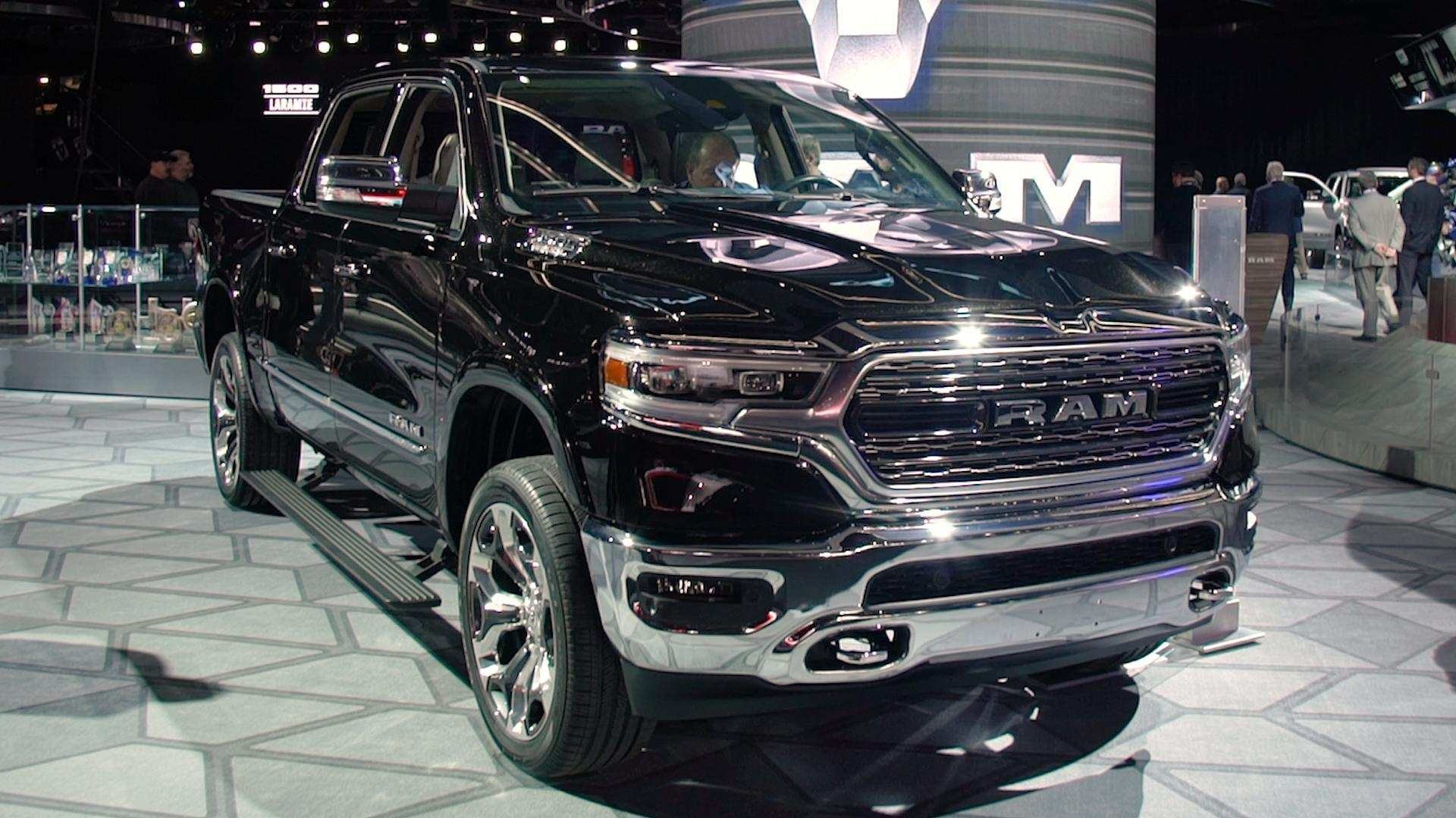17 New 2019 Dodge Ram Truck Concept