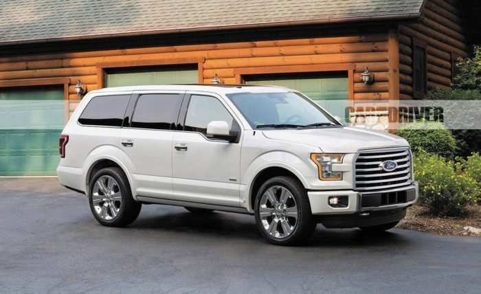 17 New 2019 Ford Excursion Picture