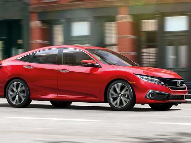 17 New 2019 Honda Civic Spesification