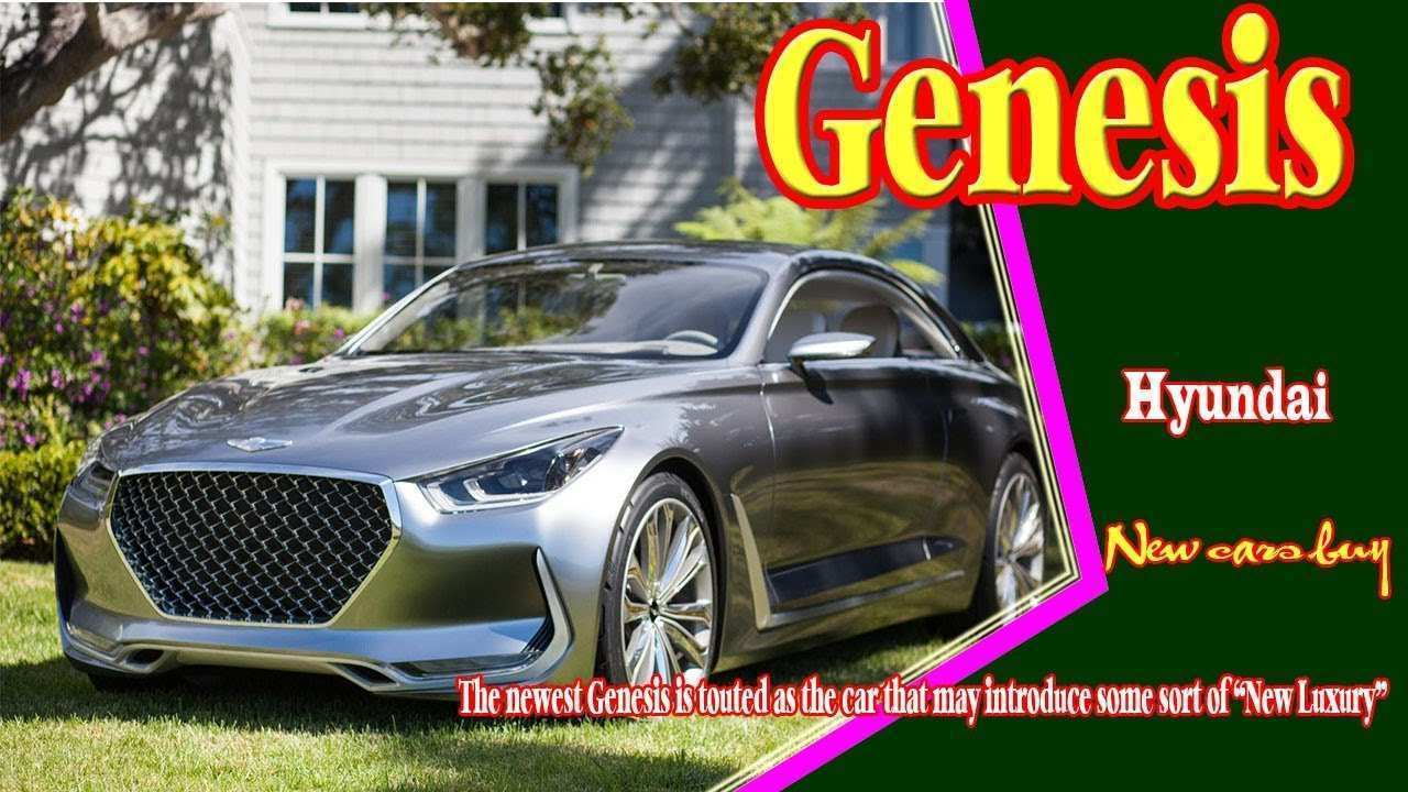 17 New 2019 Hyundai Genesis Coupe Specs And Review