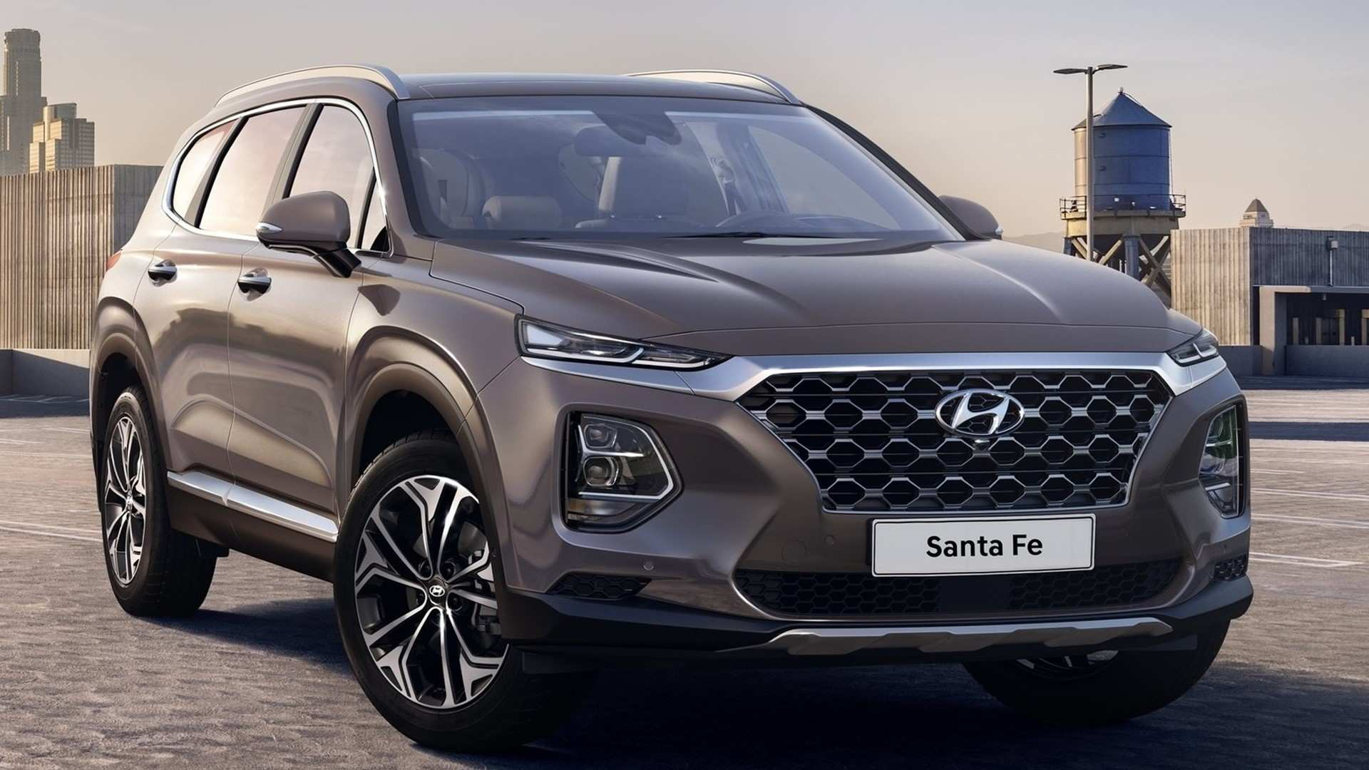 17 New 2019 Hyundai Santa Fe Exterior And Interior