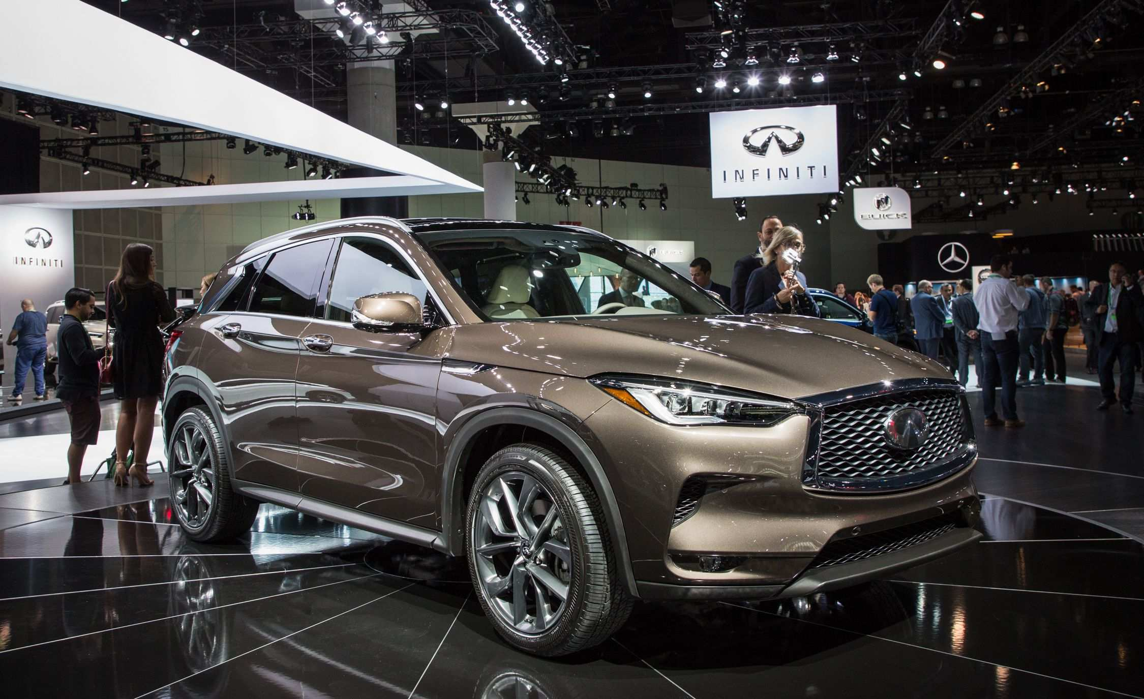 17 New 2019 Infiniti Qx50 Black Pictures
