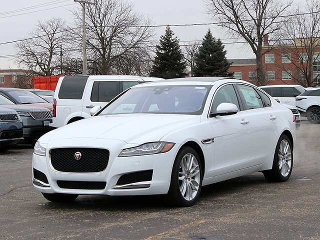 17 New 2019 Jaguar XF Exterior And Interior
