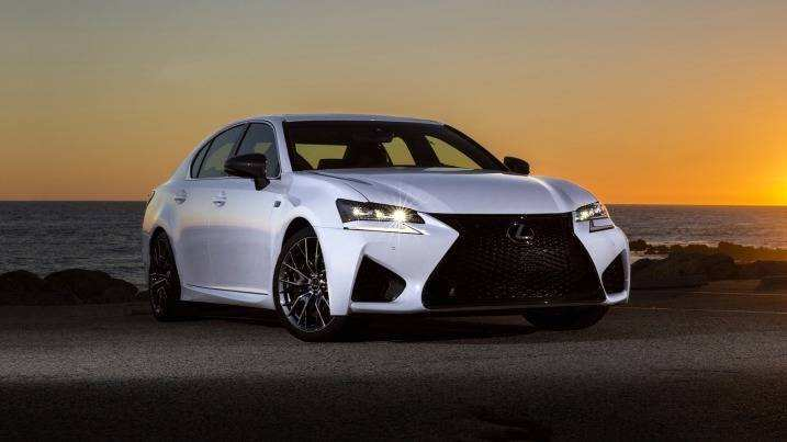 17 New 2019 Lexus GS F Research New
