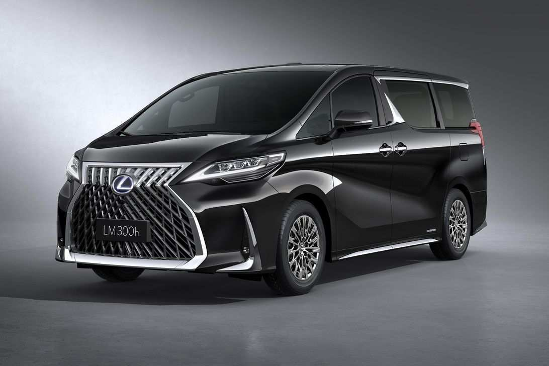 17 New 2019 Lexus Minivan Pricing