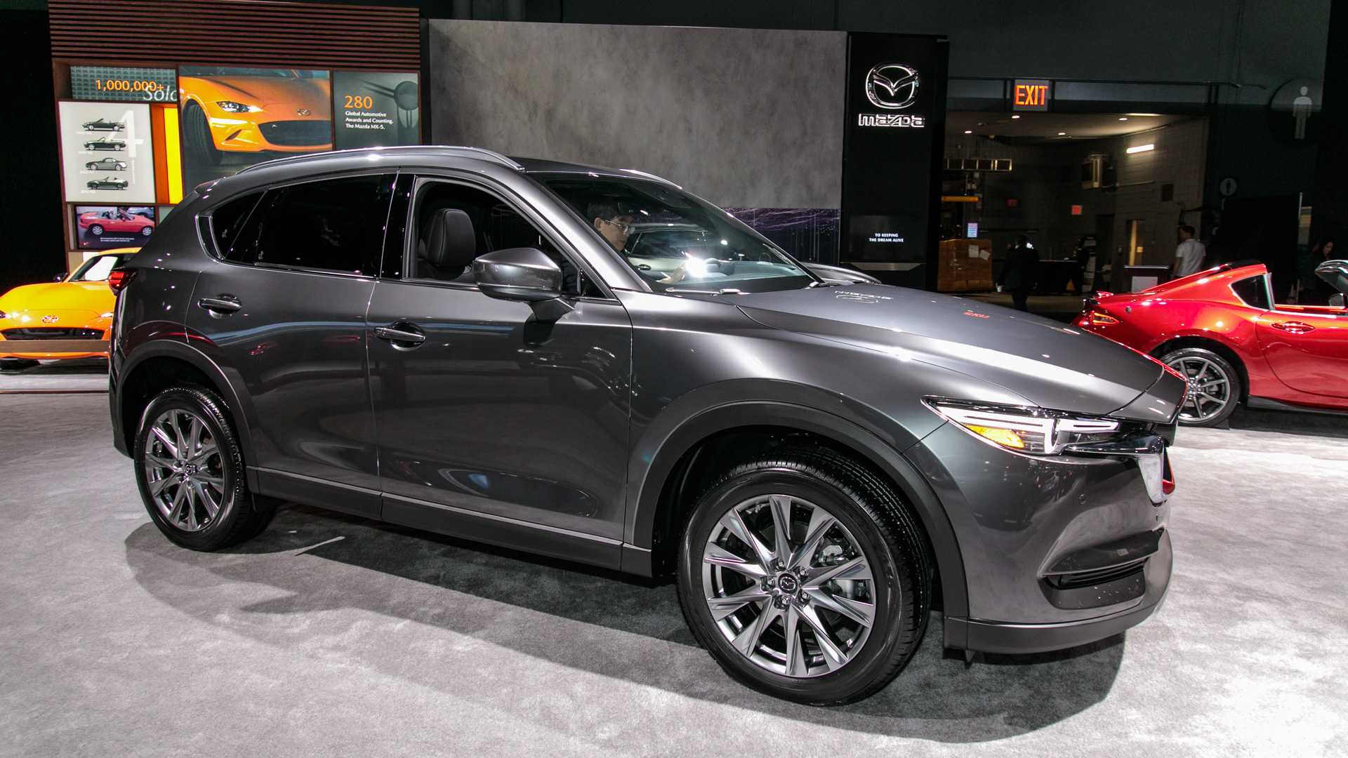 17 New 2019 Mazda CX 5 Specs And Review