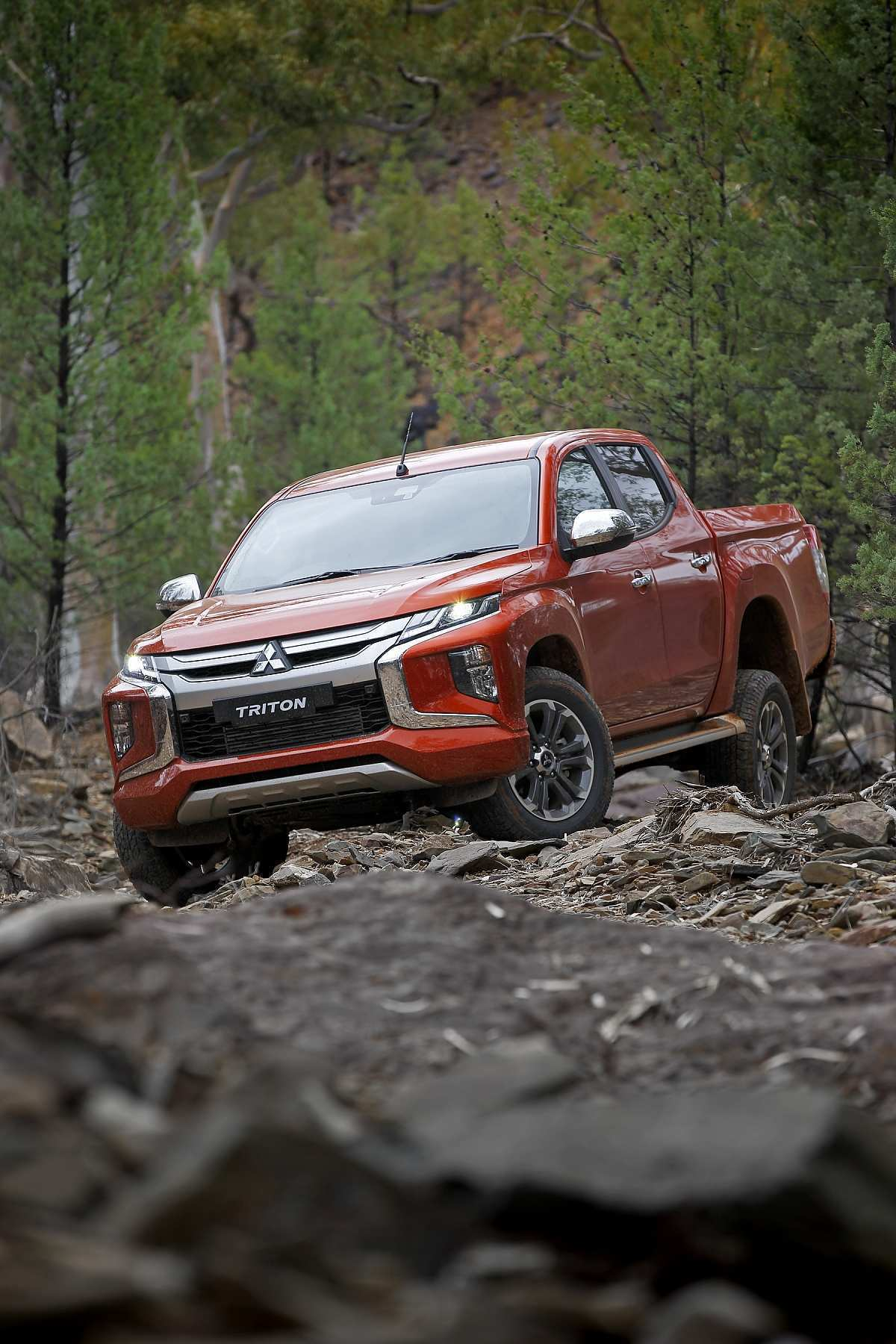17 New 2019 Mitsubishi L200 Concept And Review