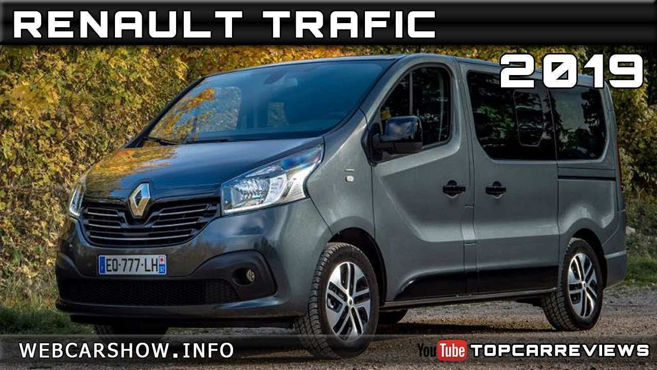 17 New 2019 Renault Trafic Picture