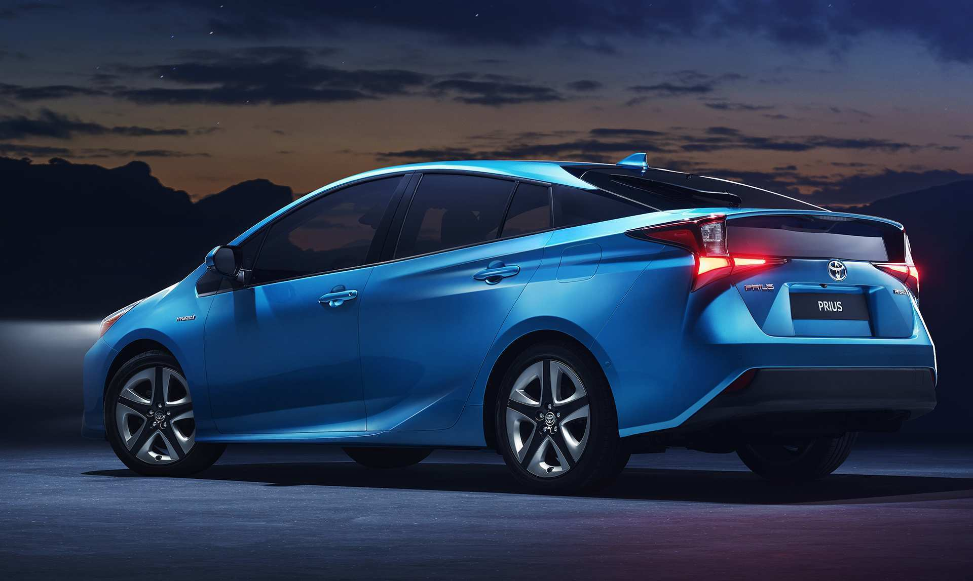 17 New 2019 Toyota Prius Pictures Redesign And Review