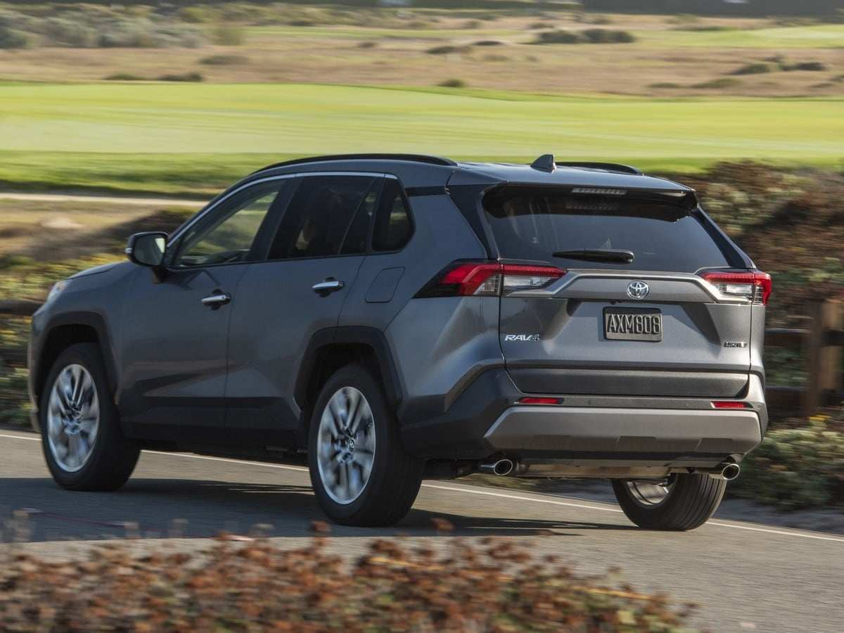 17 New 2019 Toyota Rav4 Hybrid Specs And Review