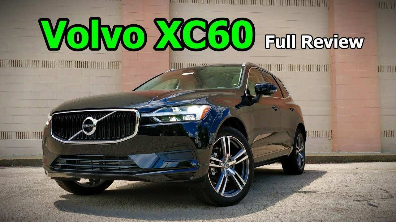 17 New 2019 Volvo XC60 Review