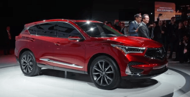 17 New 2020 Acura Rdx V6 New Model And Performance