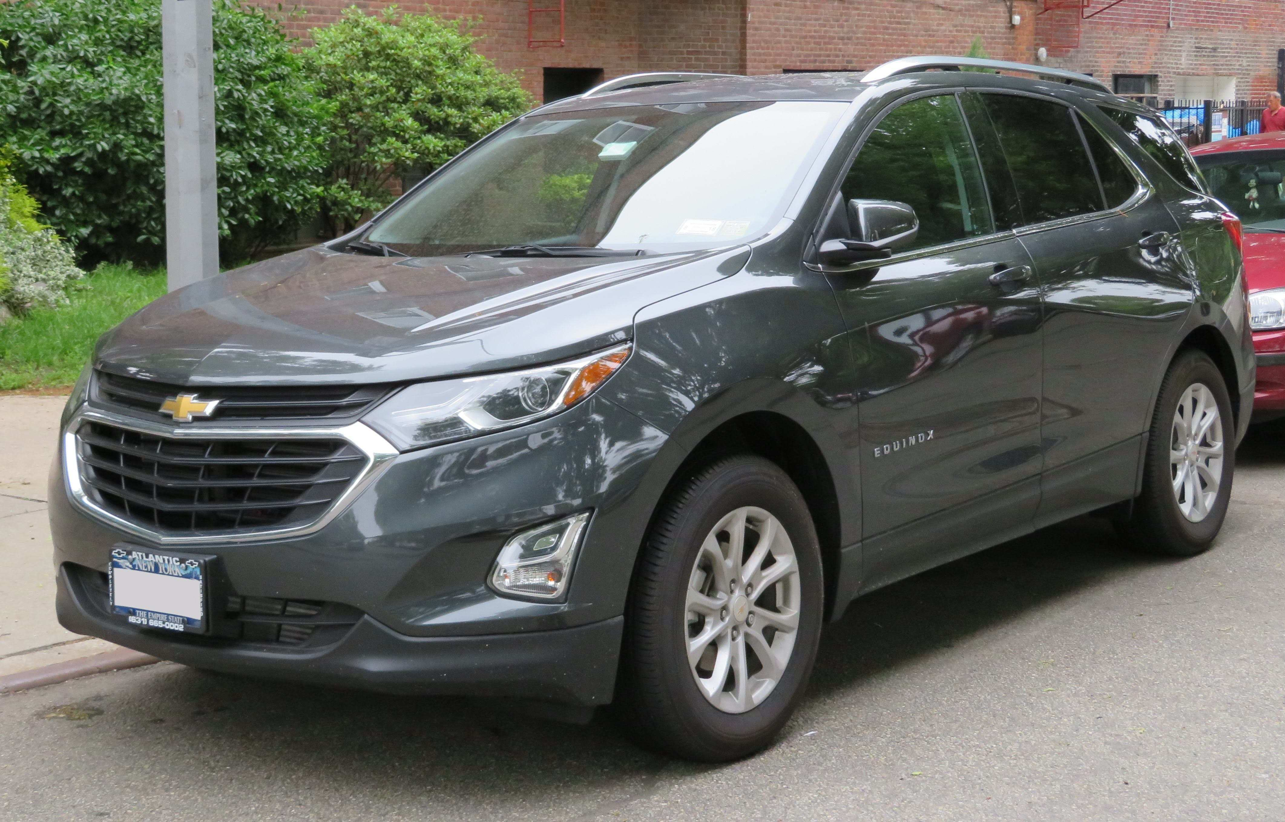 17 New 2020 All Chevy Equinox New Model And Performance
