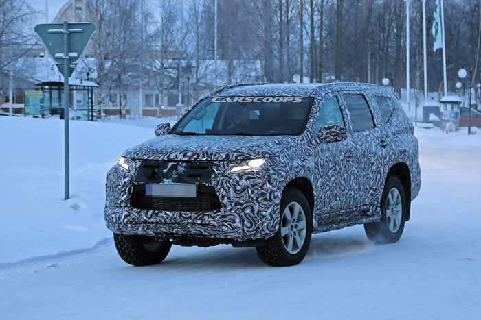 17 New 2020 All Mitsubishi Pajero Images