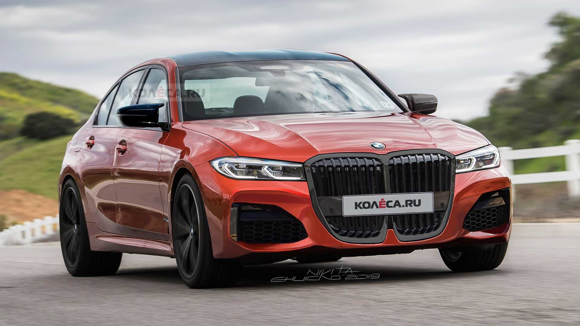 17 New 2020 BMW M3 Overview