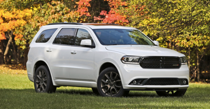 17 New 2020 Dodge Durango Srt Performance