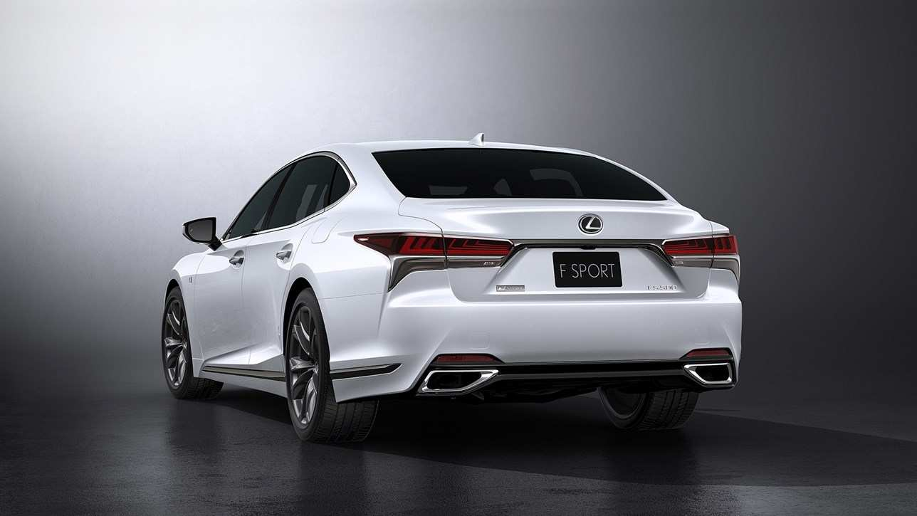17 New 2020 Lexus Ls 460 Picture