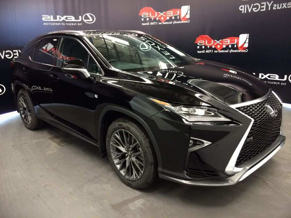 17 New 2020 Lexus Rx 350 F Sport Suv Prices