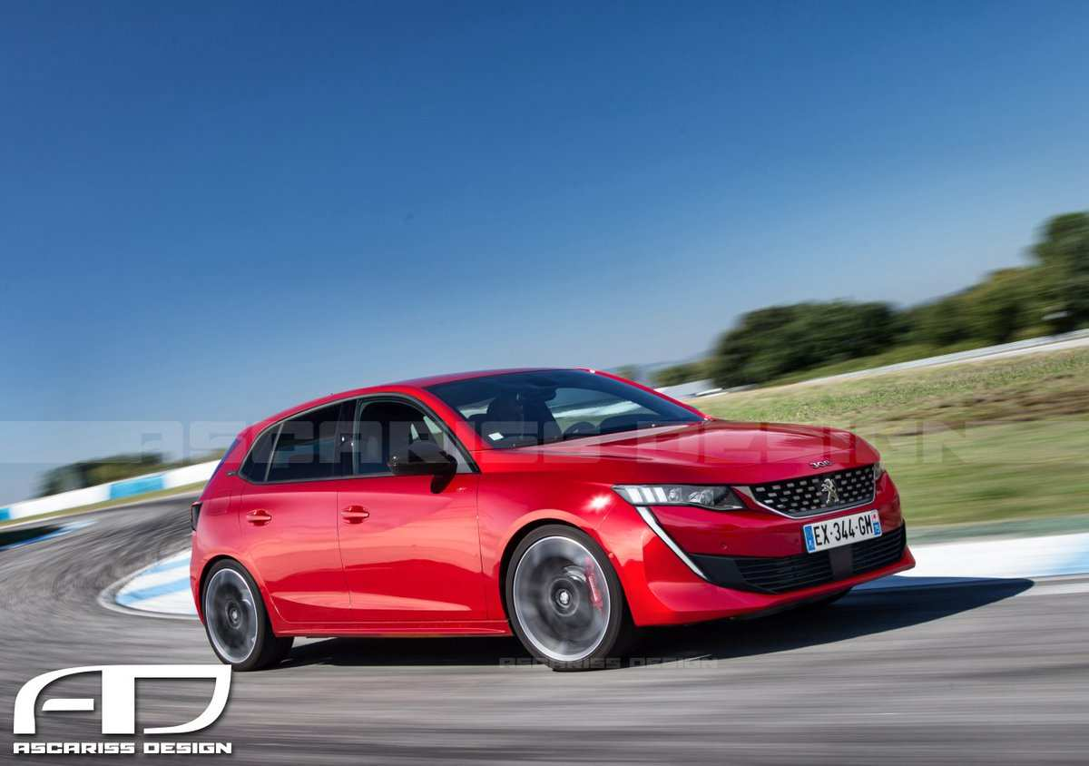 17 New 2020 Peugeot 308 Redesign And Concept