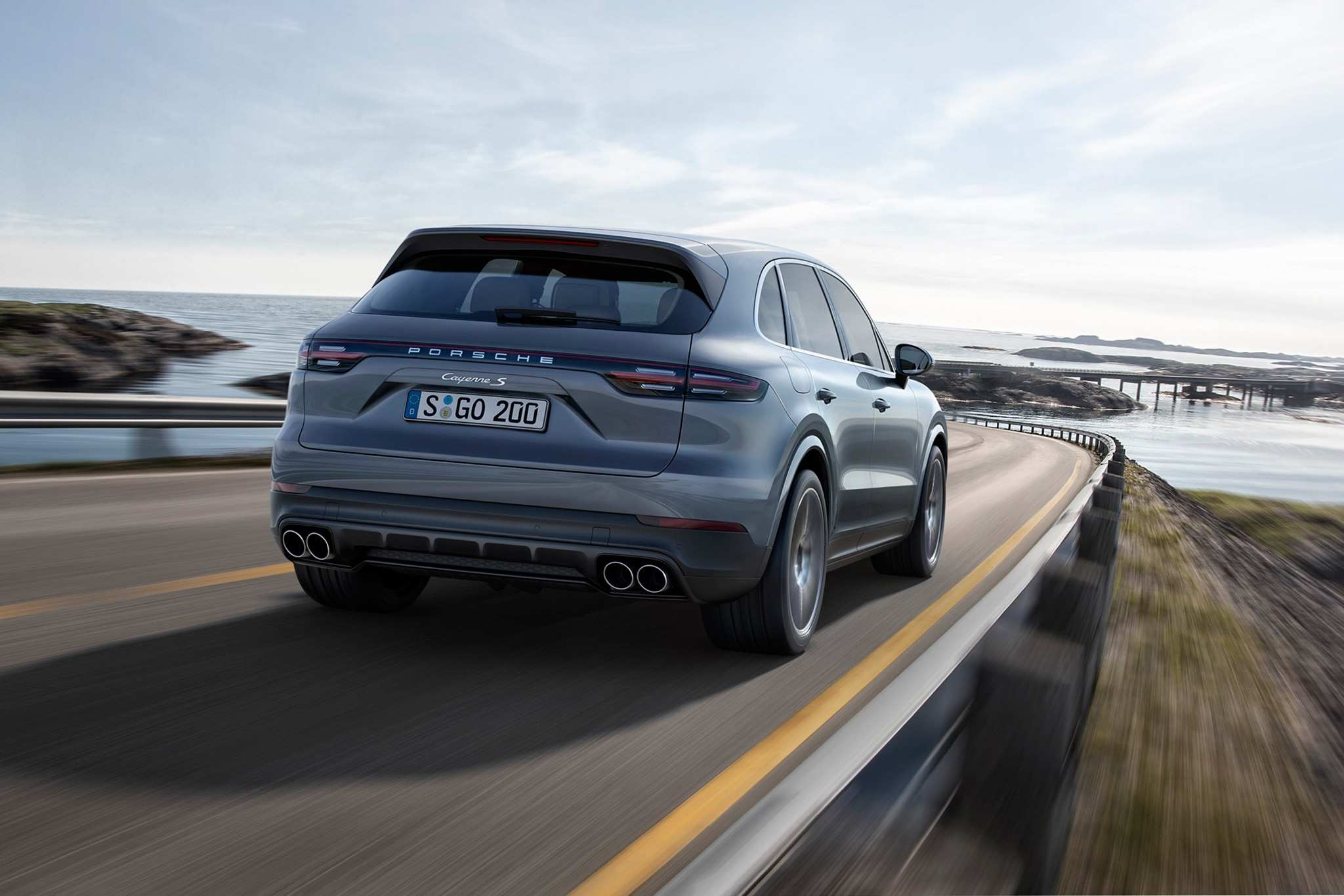 17 New 2020 Porsche Cayenne Turbo S Review