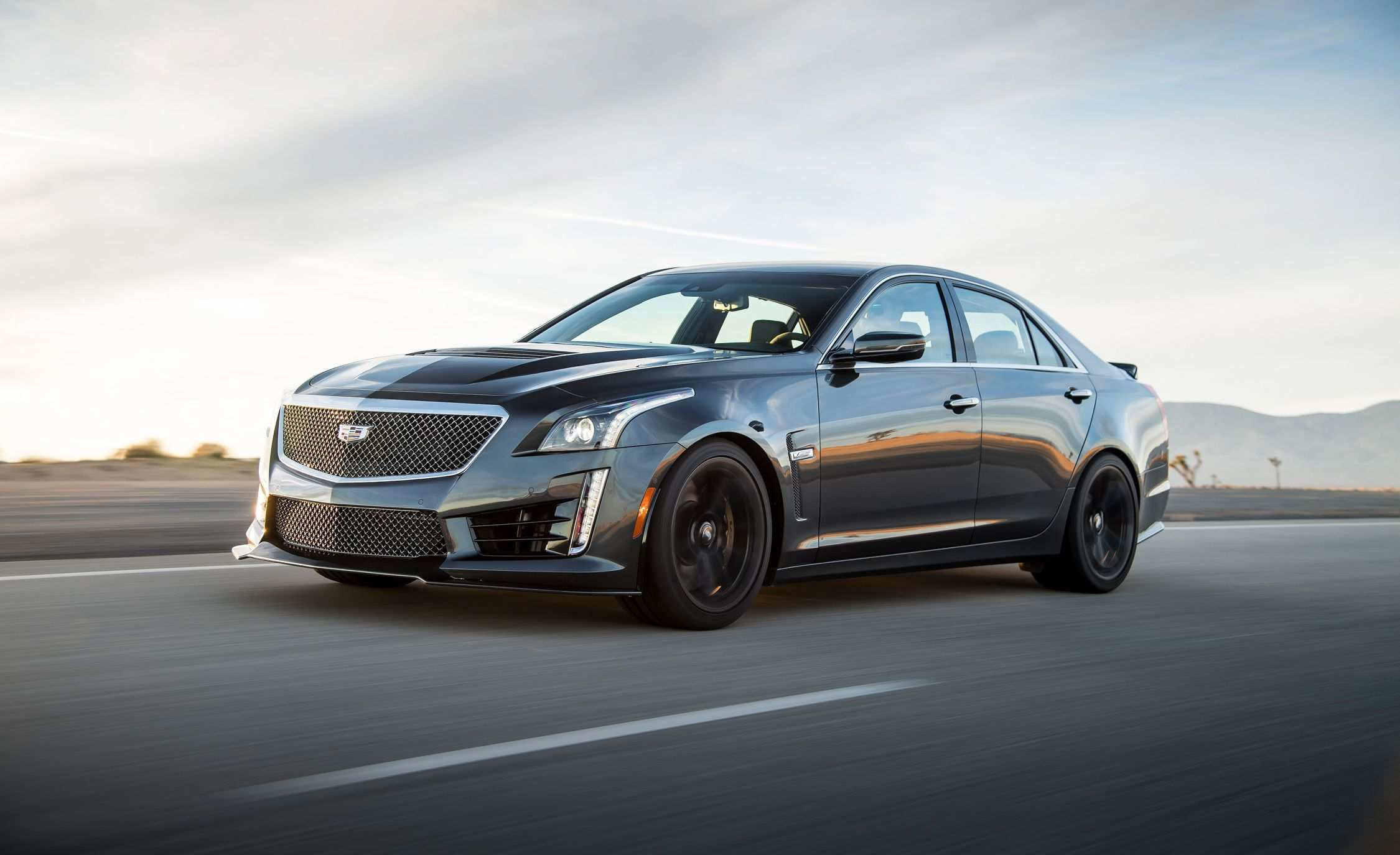 17 New Cadillac Ats V 2020 New Concept