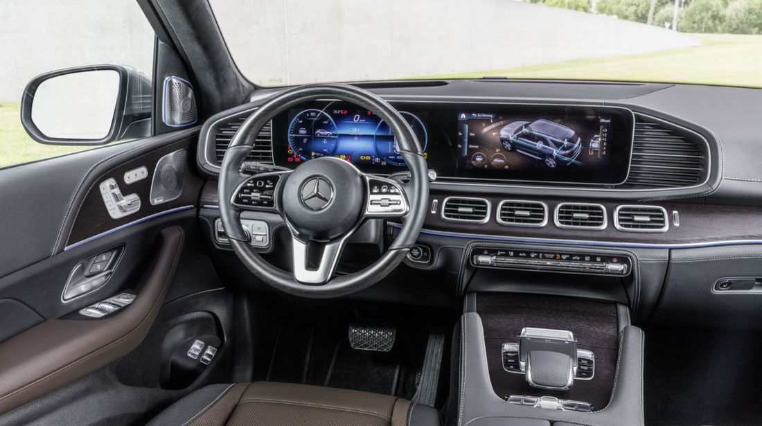 17 New Mercedes Gle 2019 Interior Concept And Review