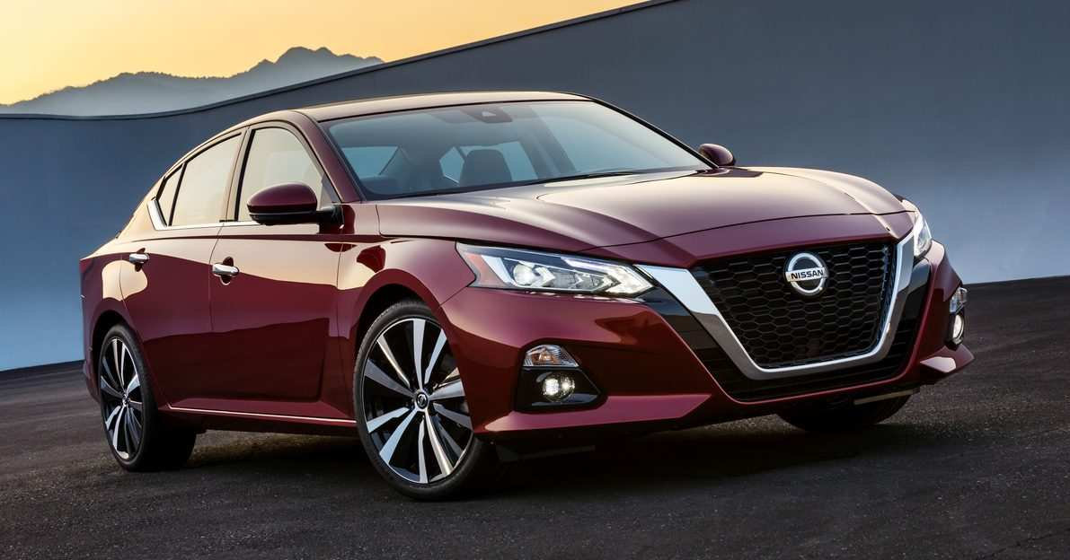 17 New Nissan 2019 Mexico History