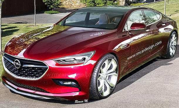 17 New Opel Monza 2020 Concept And Review