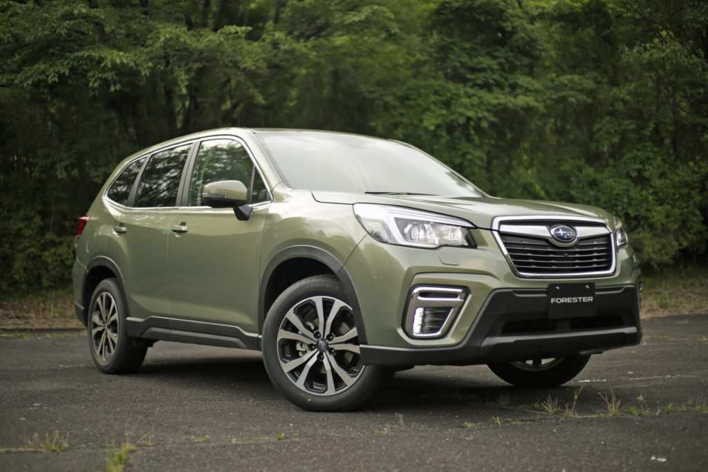 17 New Subaru Forester 2019 Gas Mileage Spesification