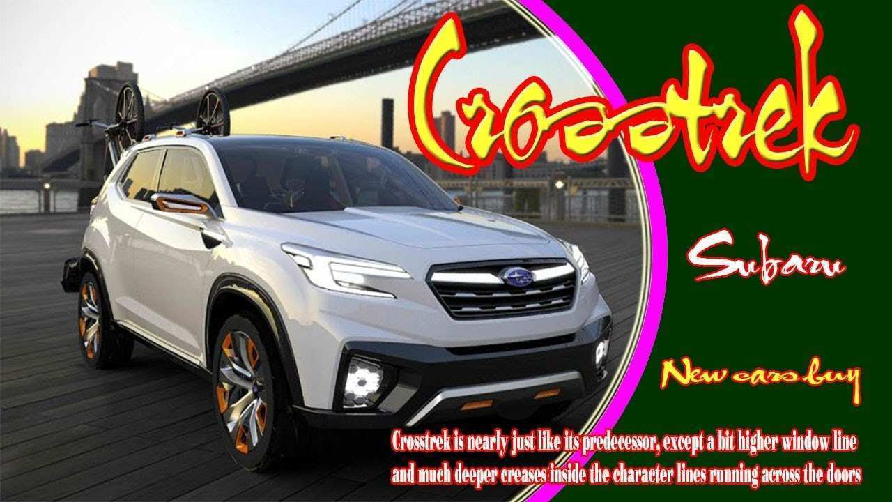 17 New Subaru Xv 2020 Review New Concept