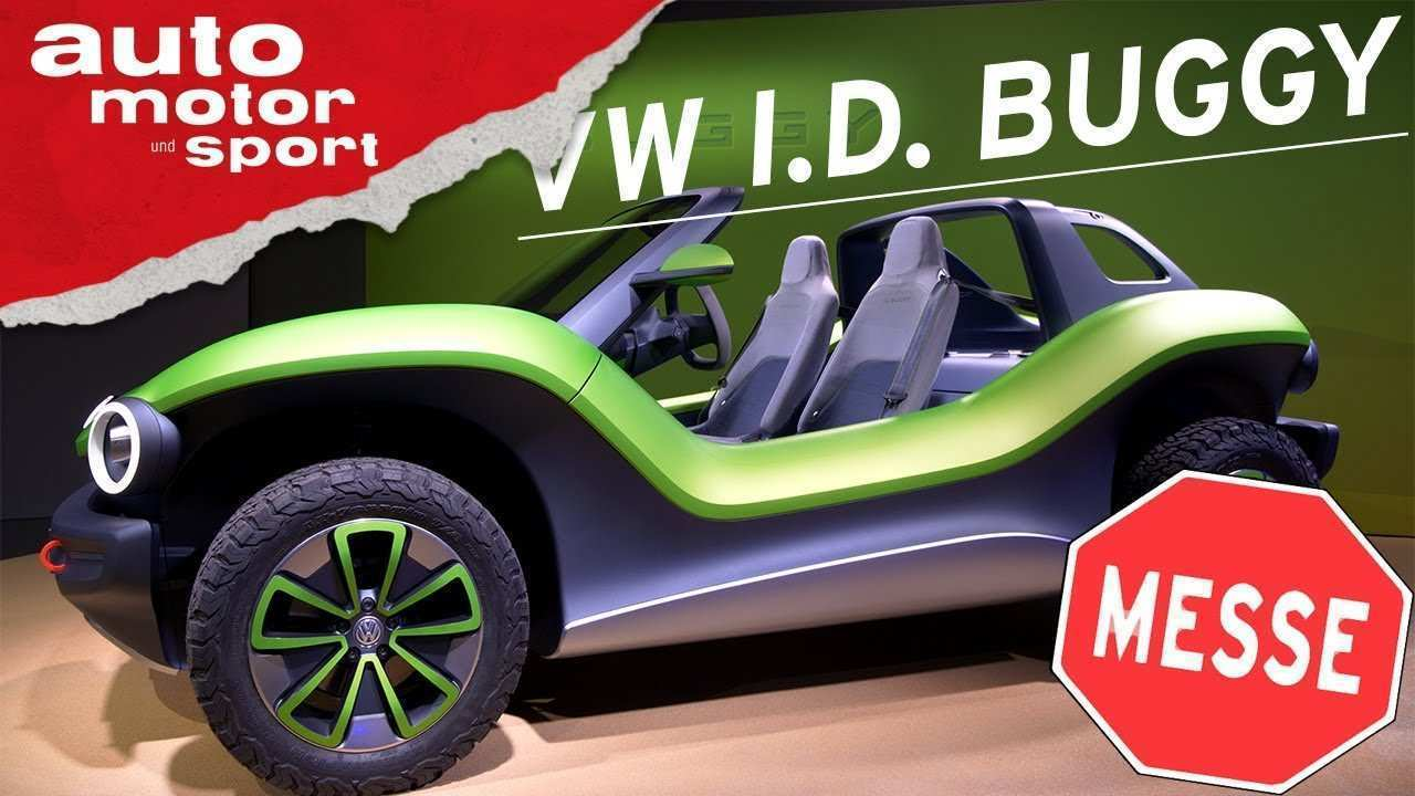 17 New Volkswagen Buggy 2020 Spy Shoot