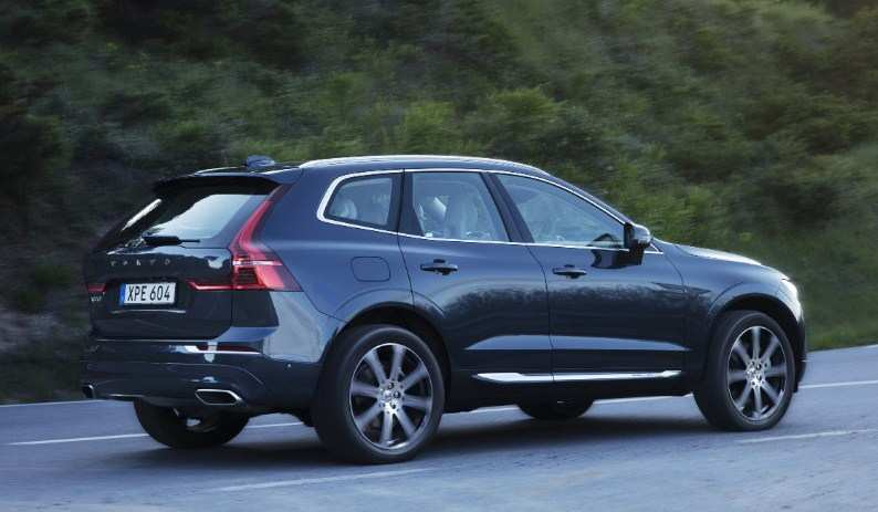 17 New Volvo Facelift Xc60 2020 Model