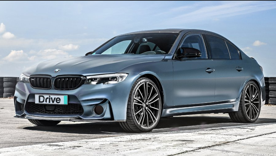 17 The 2019 BMW M3 Picture